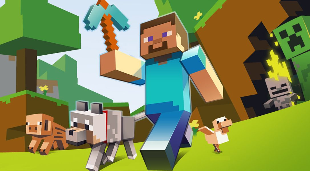 Minecraft PS Vita Edition launches on PlayStation Store next week