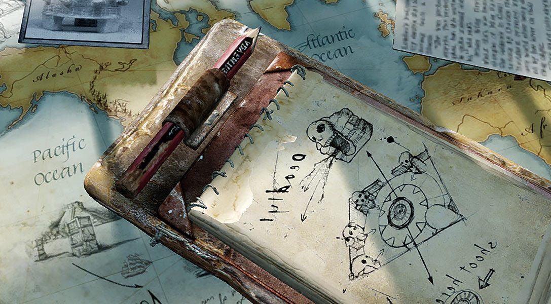 PS3 FPS Deadfall Adventures: Heart of Atlantis lines up October launch