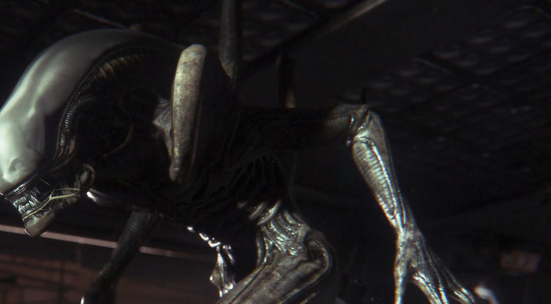 How Creative Assembly brought an iconic monster to life in Alien: Isolation