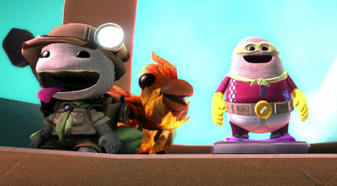 Hugh Laurie and Nolan North join LittleBigPlanet 3's all-star voice cast!