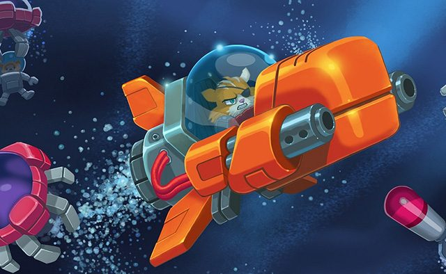 Aqua Kitty — Milk Mine Defender DX Coming to PS4, Vita