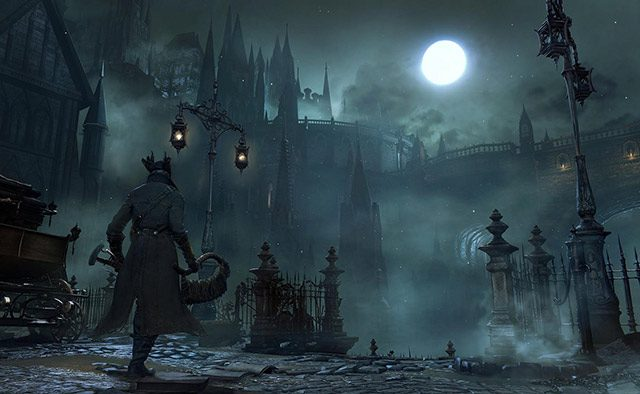 Bloodborne Update: Now Launching March 24th