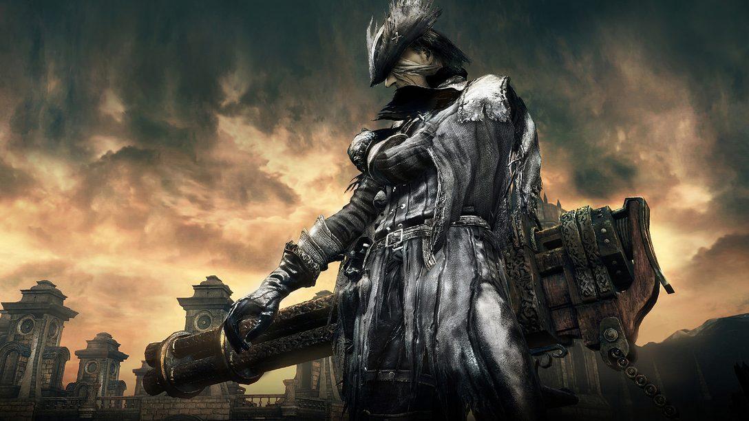 New Bloodborne Weapon and Hunter Emerge