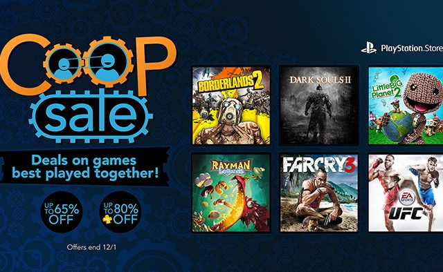 Co-op Gaming Sale Starts Today, Save Up to 65%