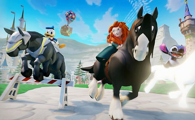 Disney Infinity (2.0 Edition) Out Today on PlayStation Store