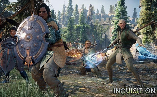 Dragon Age: Inquisition is Great for Newcomers