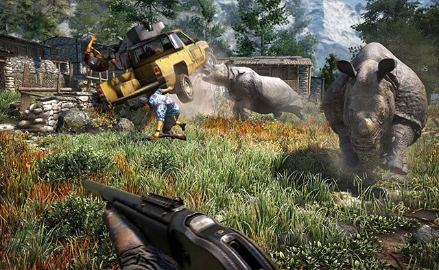 Far Cry 4 Keys To Kyrat Share Play Differences Explained