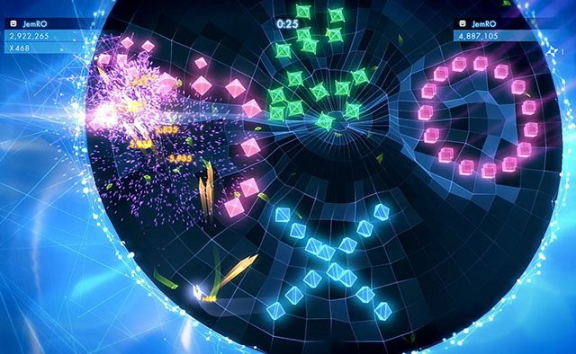 Geometry Wars 3: Dimensions Launches on PS4, PS3 11/25
