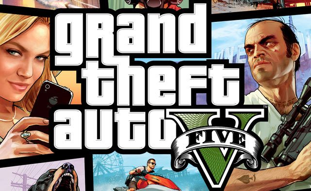 Grand Theft Auto V Out Now on PS4
