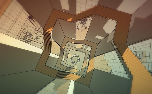Enter the Impossible World of RELATIVITY on PS4