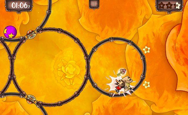Ring Run Circus Hits PS Vita on November 11th