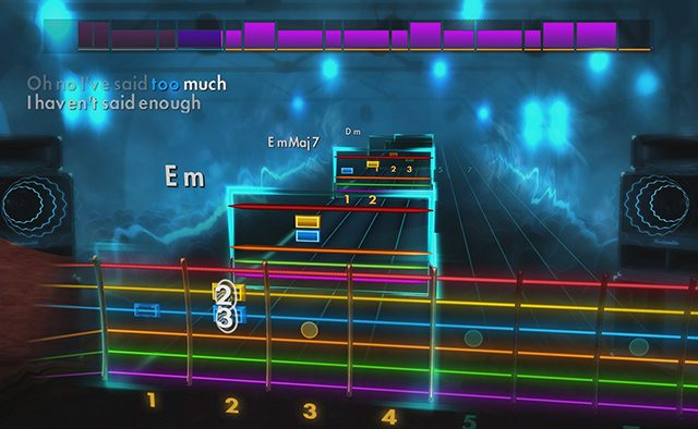 Rocksmith 2014 Launches on PS4 Today