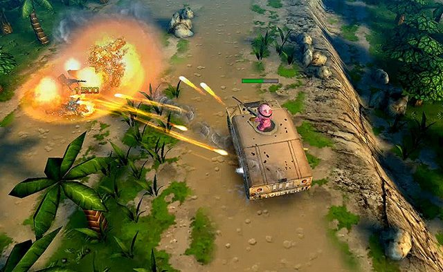 Tiny Troopers Joint Ops Out Today on PS4