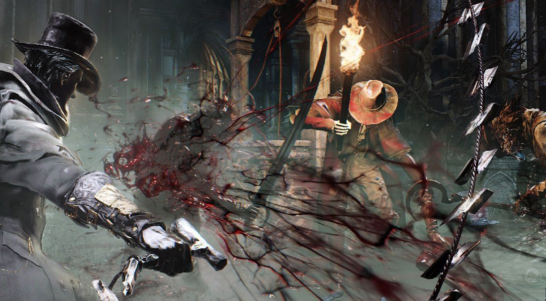 New Bloodborne environments, characters and weapons unveiled