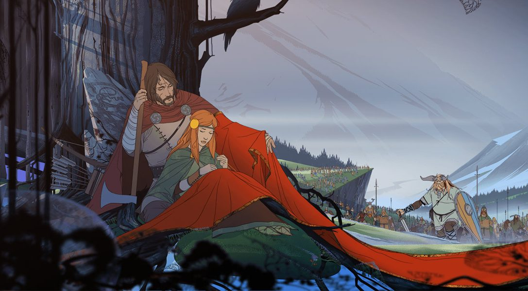 The Banner Saga, Armikrog, Kyn and Toren confirmed for PS4