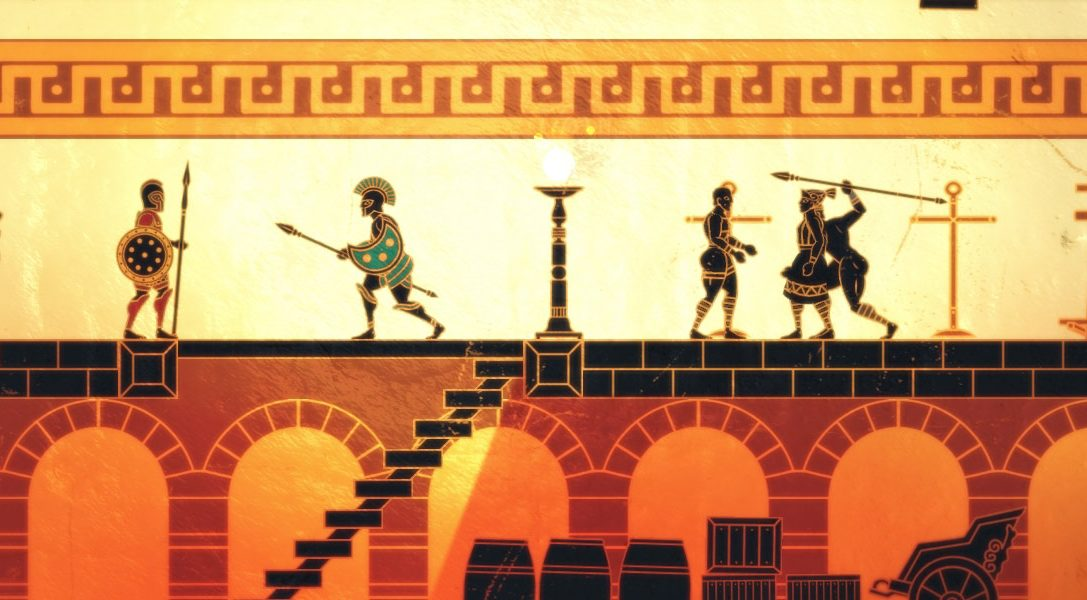 Greek mythology-inspired side-scroller Apotheon hits PS4 in January 2015