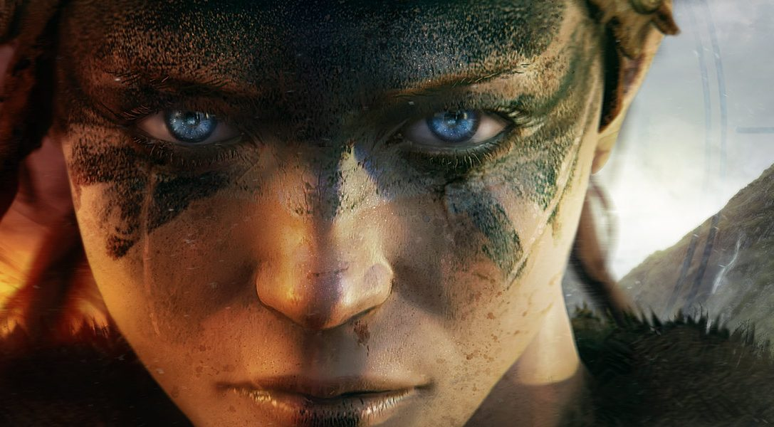 How PlayStation Official Magazine's Hellblade cover was created