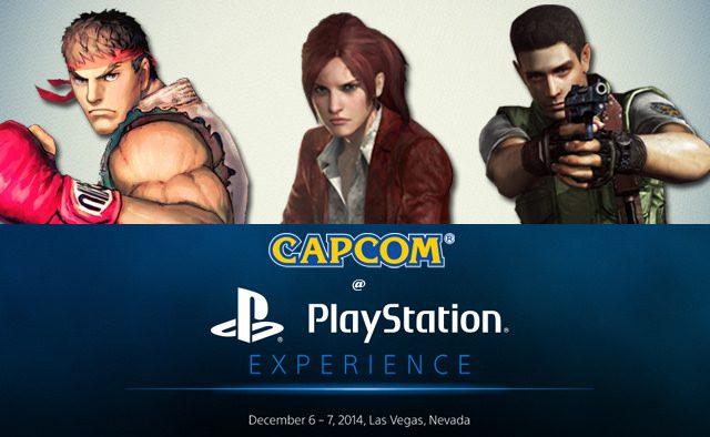 Capcom at PlayStation Experience