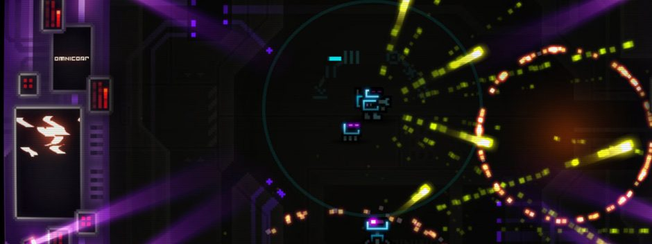 Ultratron blasts its way onto PlayStation platforms in early 2015