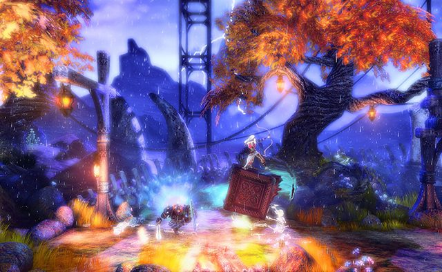 Trine Enchanted Edition Coming to PS4 on Dec. 23rd