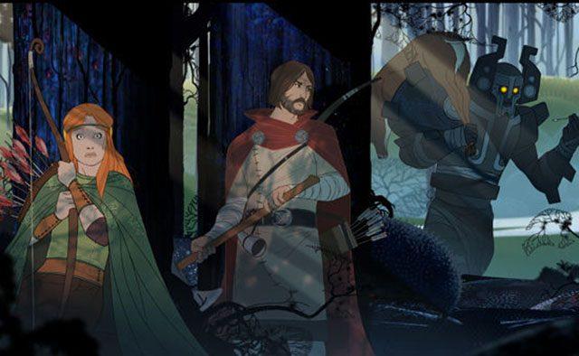 Bringing The Banner Saga to PS Vita and PS4
