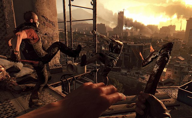Building the Open World of Dying Light on PS4