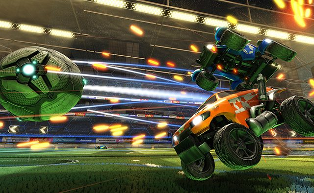Rocket League: What We Learned at PS Experience