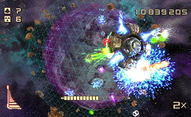 Super Stardust Ultra Hits PS4 in Early 2015