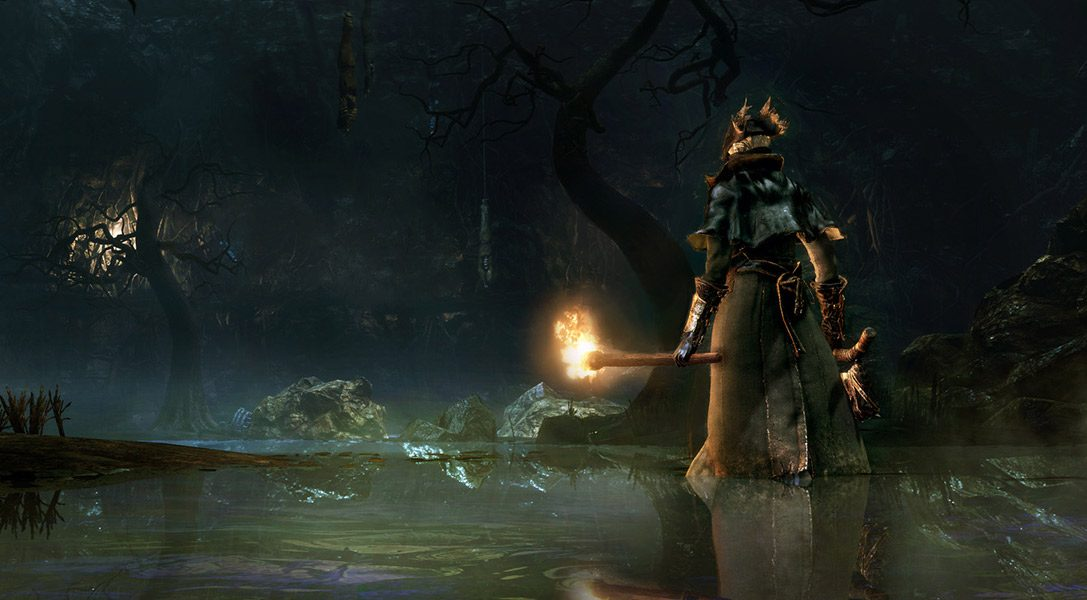New Bloodborne screens and more detail on Chalice Dungeons