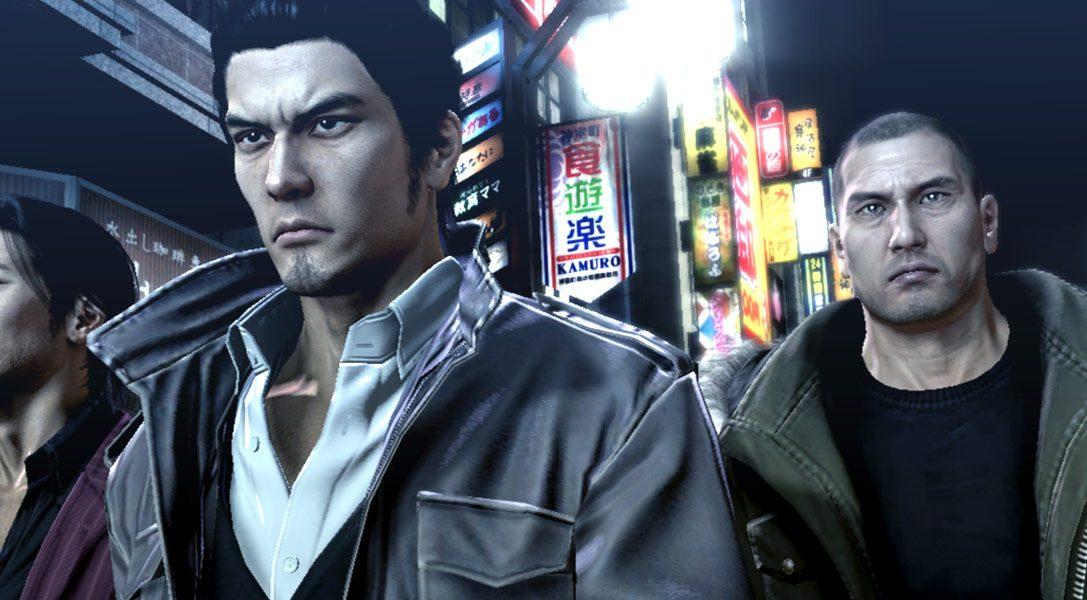 Yakuza 5 is coming to Europe in 2015