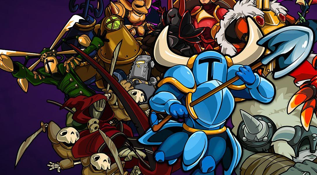 Shovel Knight digs in to PS4, PS3, PS Vita in 2015
