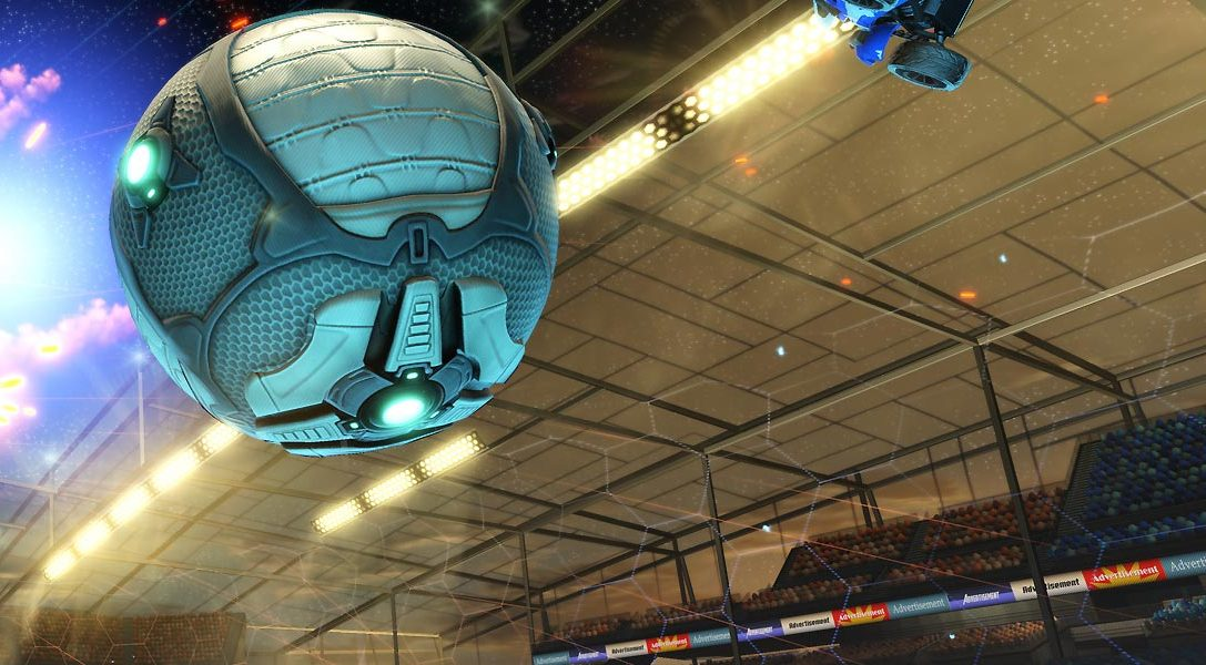 Rocket League announced for PlayStation 4