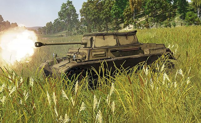 New War Thunder PS4 Content on the Horizon