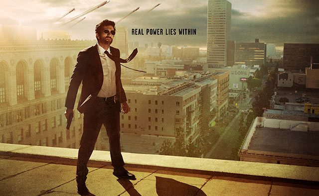 Powers Premieres March 10th, Only on PlayStation