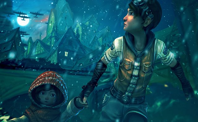 Silence: The Whispered World 2 Coming Soon to PS4