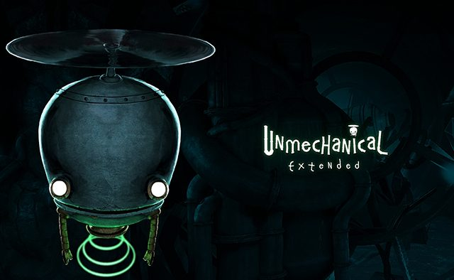 Unmechanical: Extended Hits PS4, PS3 on February 10th