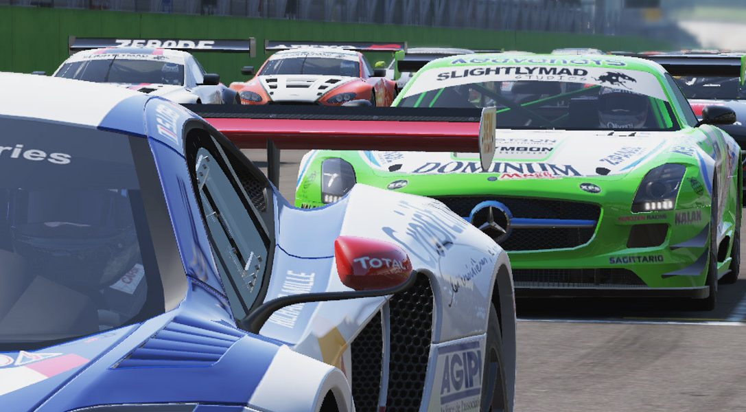 New Project CARS trailer makes its debut
