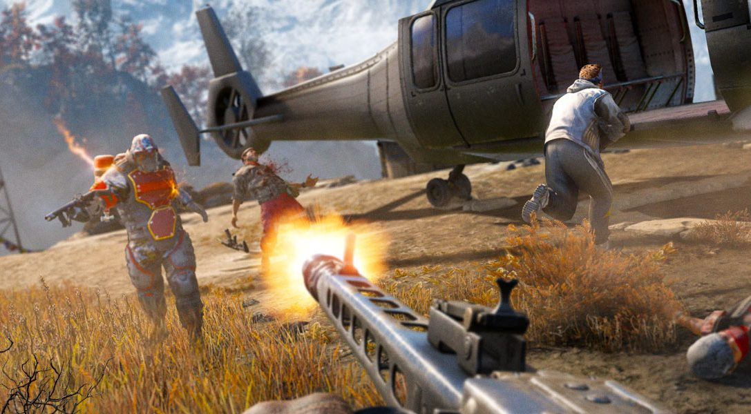 New on PlayStation Store today: Far Cry 4 DLC, Joe Danger 2, Atelier Ayesha Plus, more