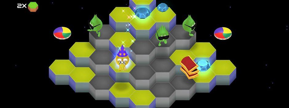 Arcade classic Q*Bert returns on PS4, PS3 and PS Vita