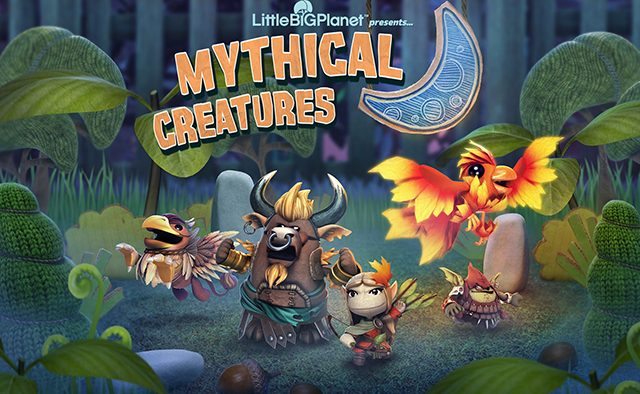 SHARE with LittleBigPlanet 3