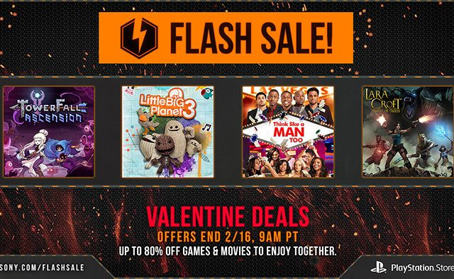 Flash Sale is Live: Valentine Deals on Multiplayer Games