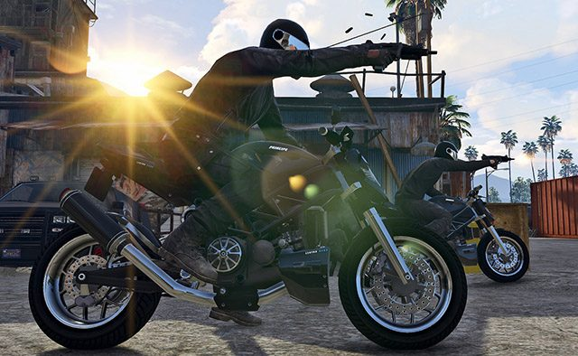 Grand Theft Auto Online Heists Coming March 10