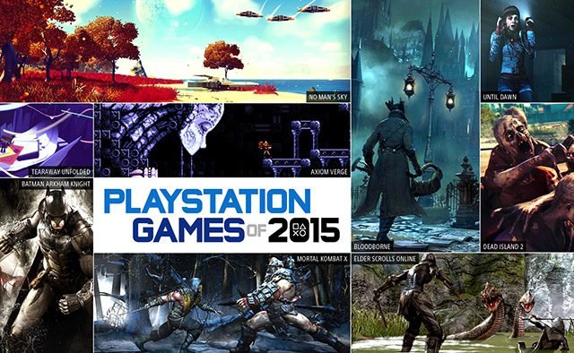 PS4, PS3, & PS Vita Games in 2015: The Big List