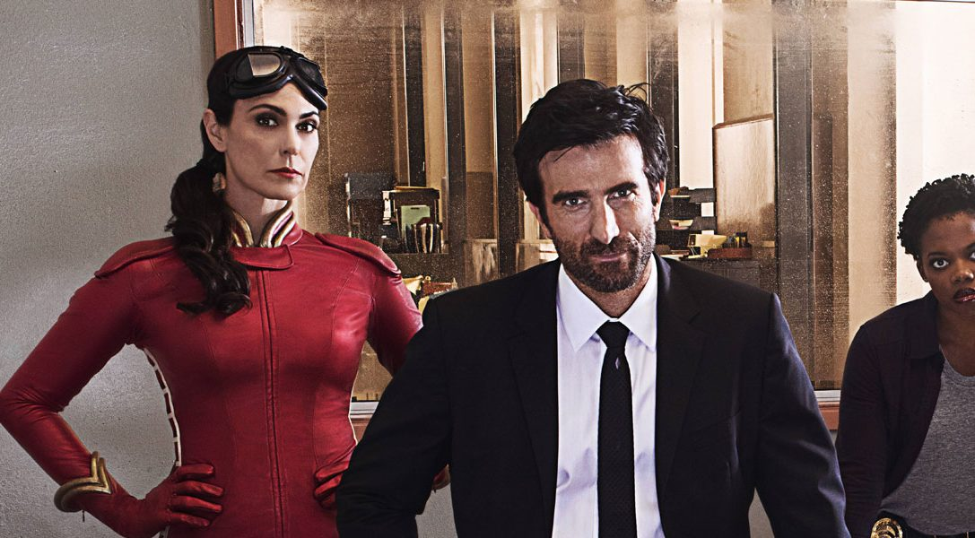 Superhero TV series Powers is coming soon to the PAL region