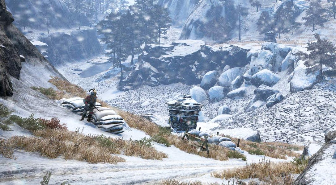 Far Cry 4 S Valley Of The Yetis Dlc Launches 11th March Playstation Blog