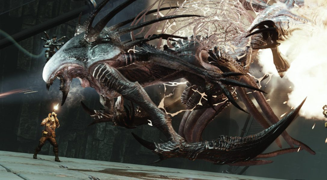 New on PlayStation Store: Evolve, Super Stardust Ultra, Unmechanical, more