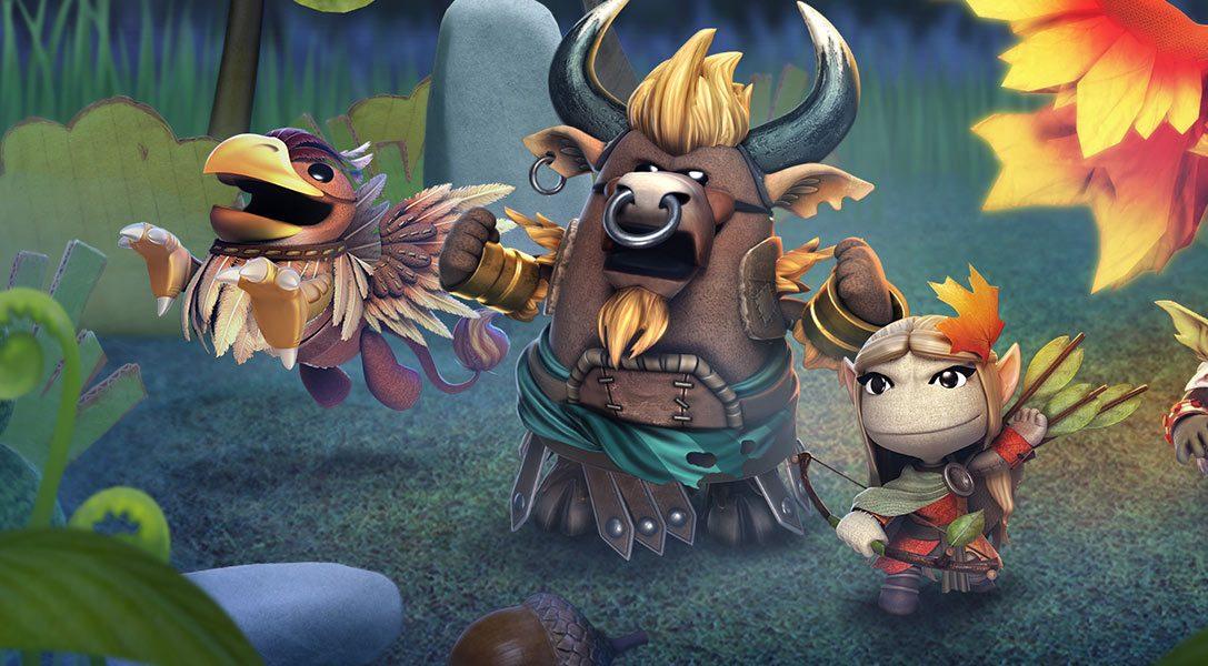 LittleBigPlanet 3 lines up a sackfull of new DLC this week