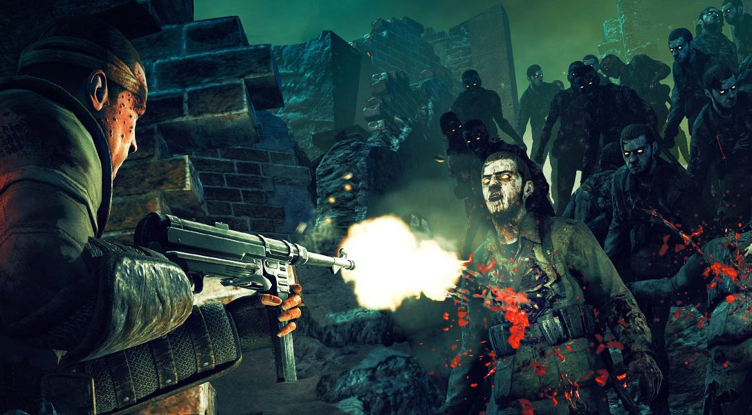 Zombie Army Trilogy marches onto PS4 in March