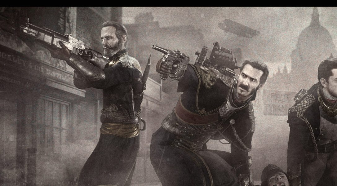 New video shows off the amazing tech of The Order 1886
