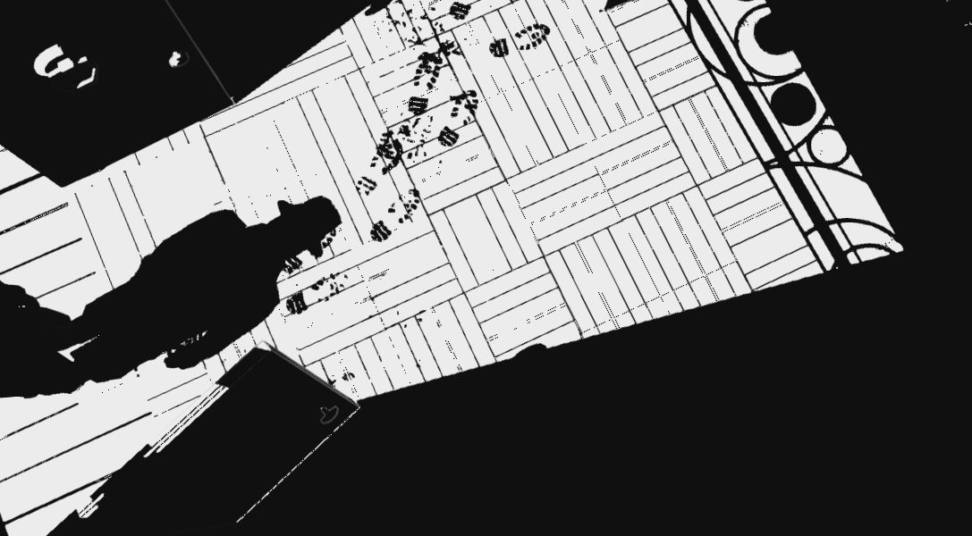 Old school survival horror adventure White Night unveiled for PS4